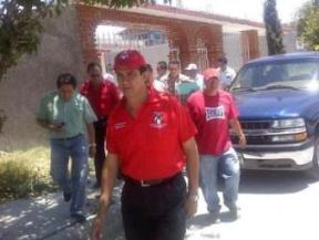 EL TRABAJO ES LA MEJOR HERRAMIENTA PARA RESOLVER LOS PROBLEMAS DEL PASADO: MARCO CALZADA