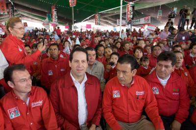 REITERA ERUVIEL COMPROMISO CON LAS MUJERES MEXIQUENSES